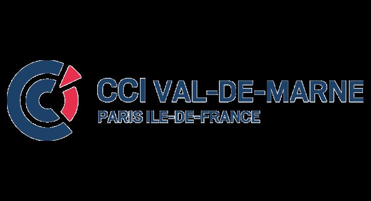 CCI Val de Marne Logo fond transparent