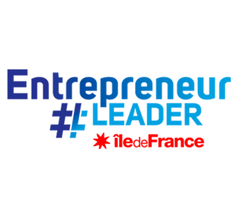entrepreneur leader logo fond transparent