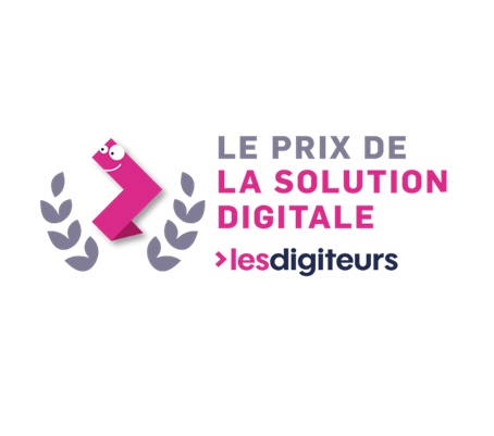 logo Prix de la Solution digitale fond transparent